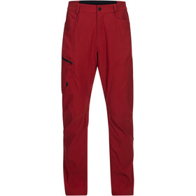 Peak Performance M's Iconiq Pants Chilli Pepper
